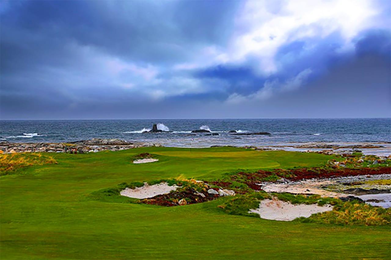 Lofoten golf 4