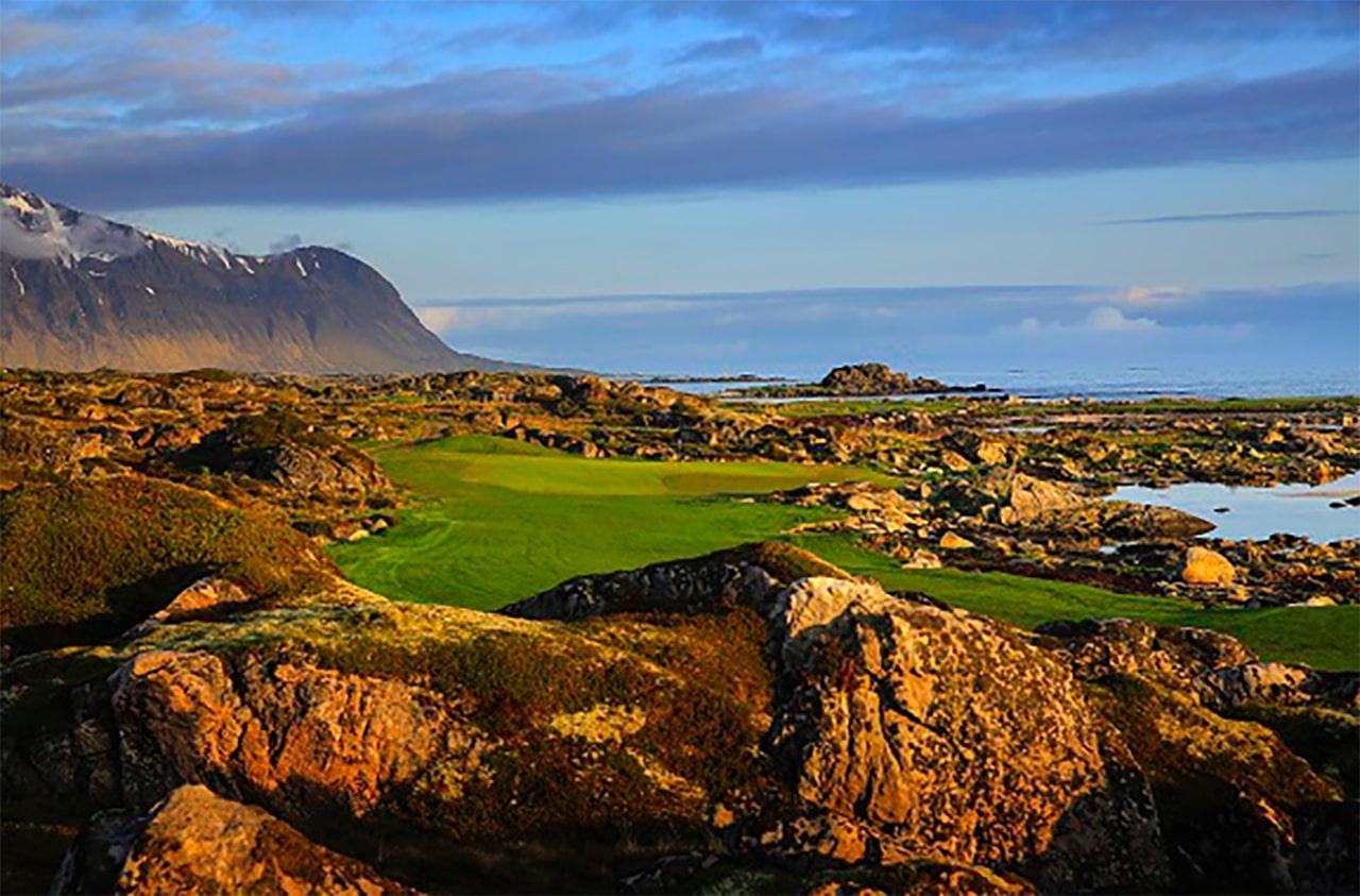 lofoten golf 3