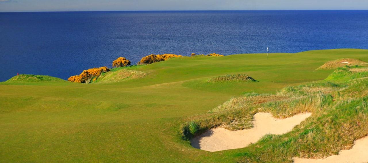 Golf Skottland 6