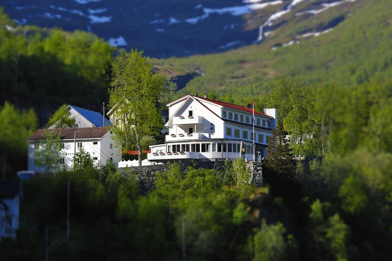 Hotell utsikten 2