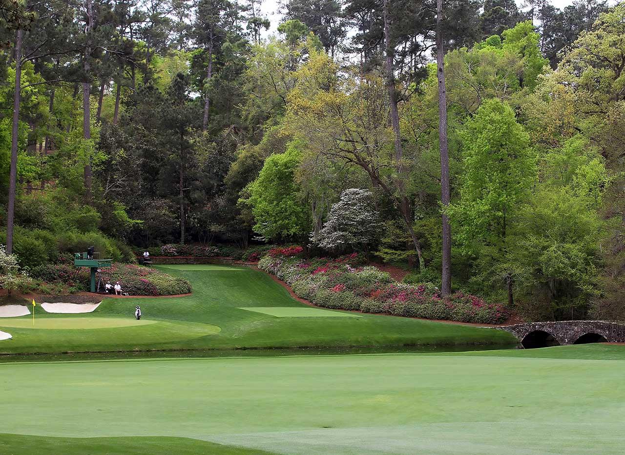 GOLF: APR 06 PGA - Masters Tournament - Practice Round