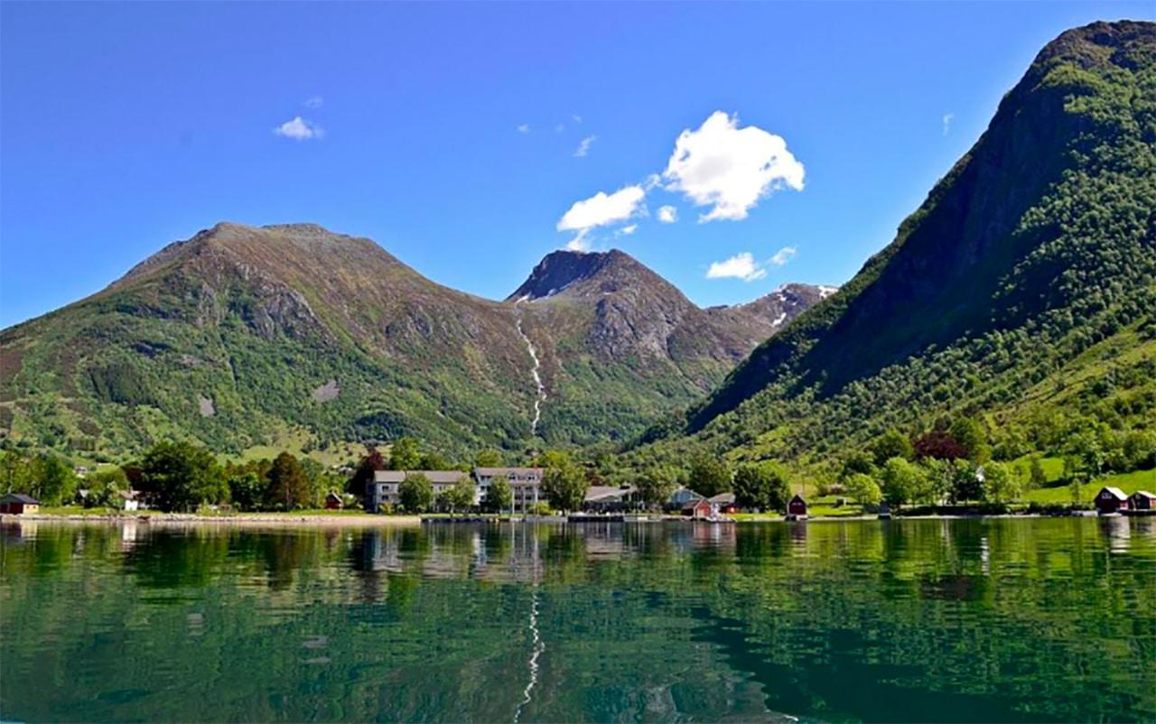 rosendal fjordhotel