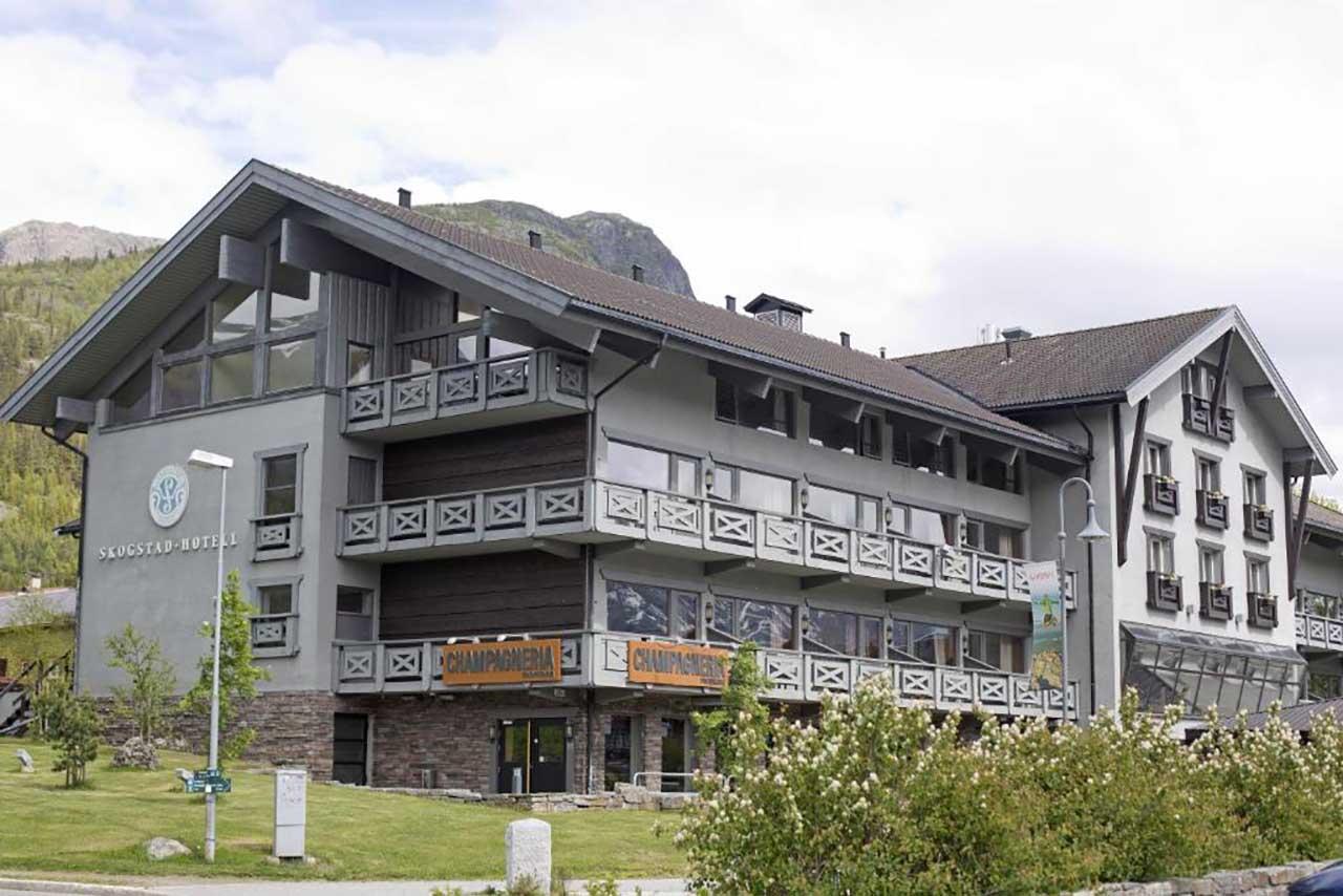 Hotell hemsedal 5