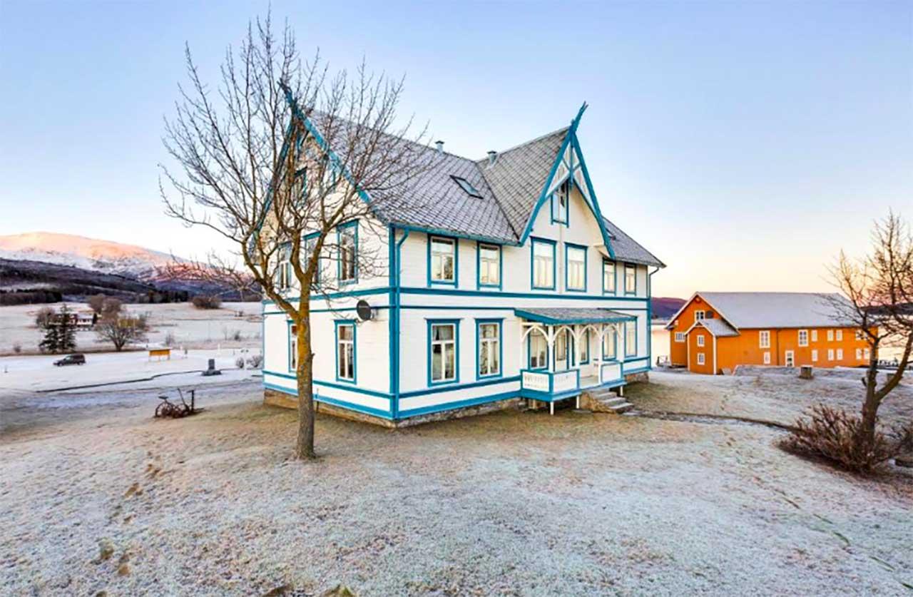 hotell Harstad