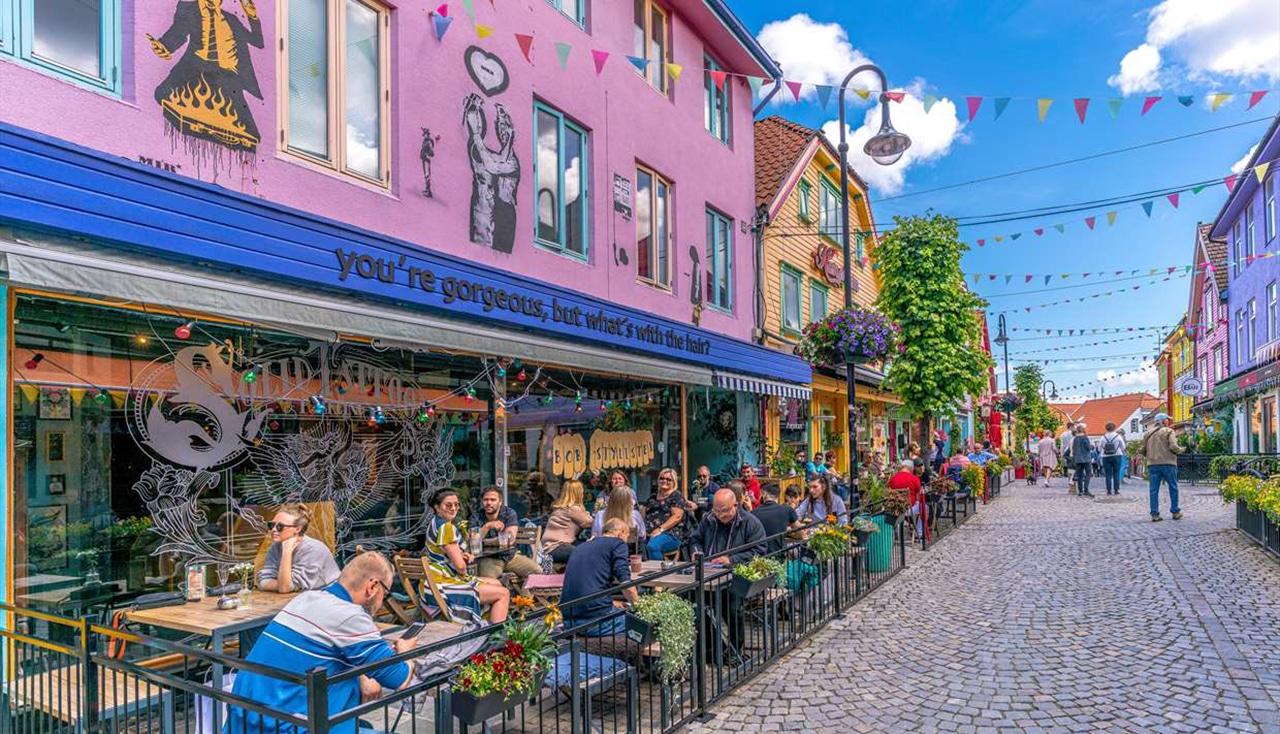 fargegaten Stavanger