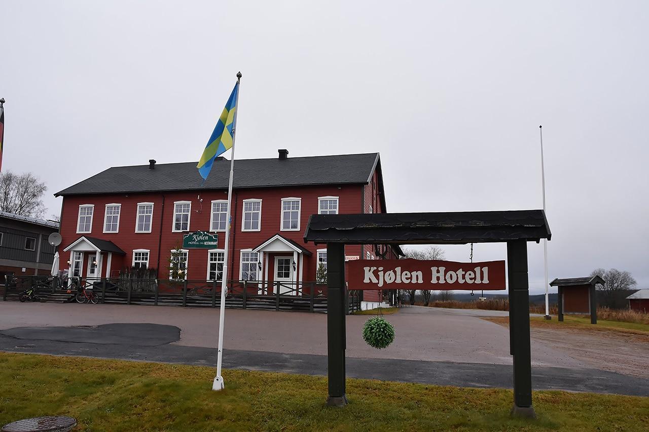 kjølen hotell
